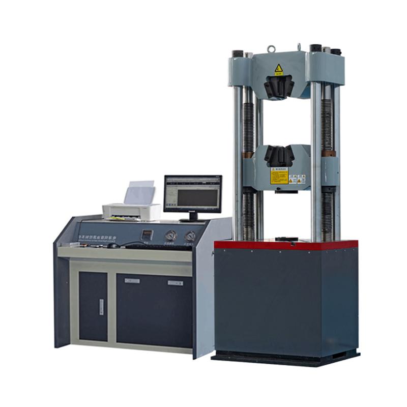hydraulic testing machine